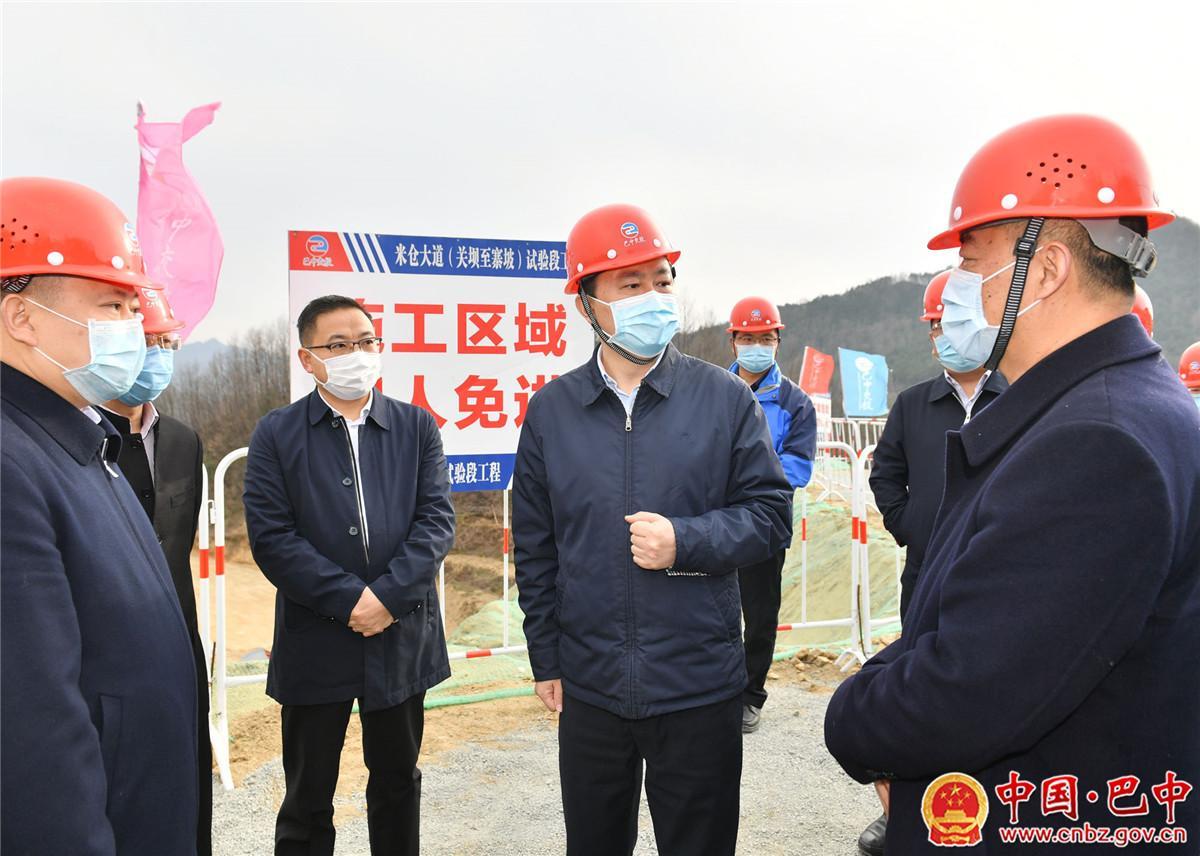 罗增斌到南江县调研督导重点项目推进、天府旅游名县创建…