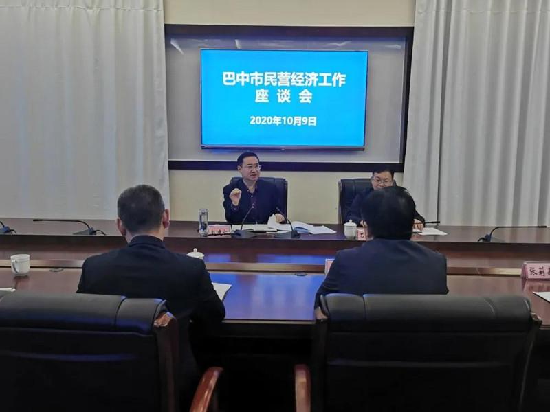 赵建仁调研指导民营经济发展工作