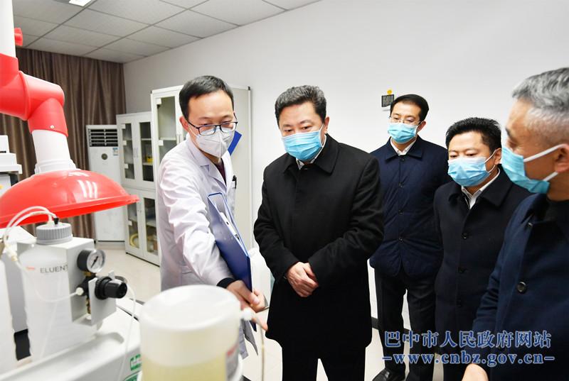 罗增斌在市绿色农业创新发展研究院调研 王毅参加调研